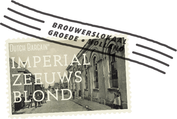 Imperial Zeeuws Blond Dutch Bargain