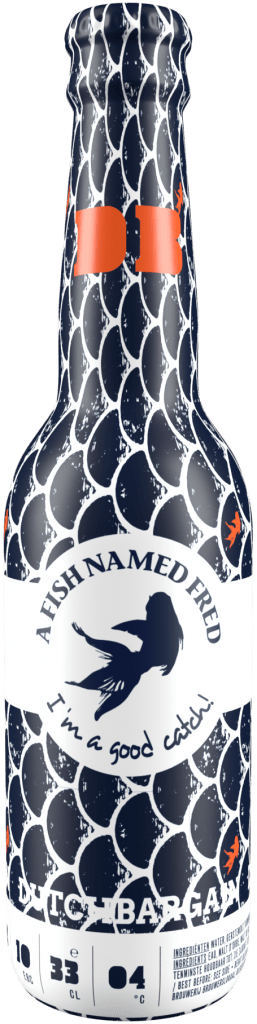 Craft Beers Dutch Bargain a Fish Named Fred