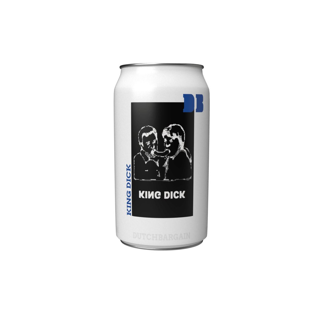 King Dick Imperial Stout Craft Beers Dutch Bargain