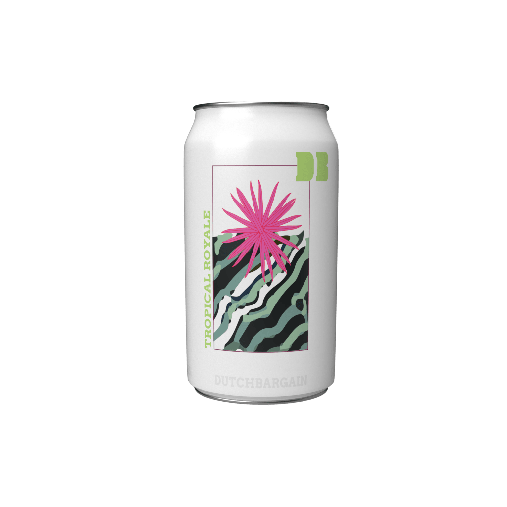 Tropical Royale Ipa Craft beers dutch bargain